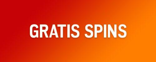 Gratis Spins Banner