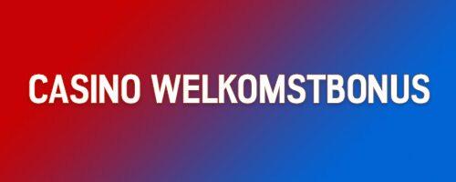 Casino Welkomstbonus Banner