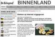 Legalisering online gokken in Nederland geen stap dichterbij