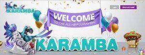 karamba nieuwe website
