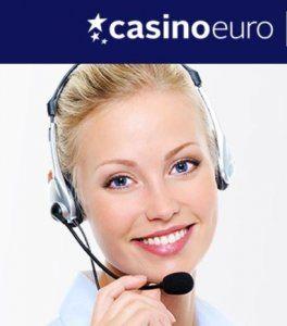 klantenservice casino euro