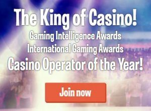 leovegas operator of the year