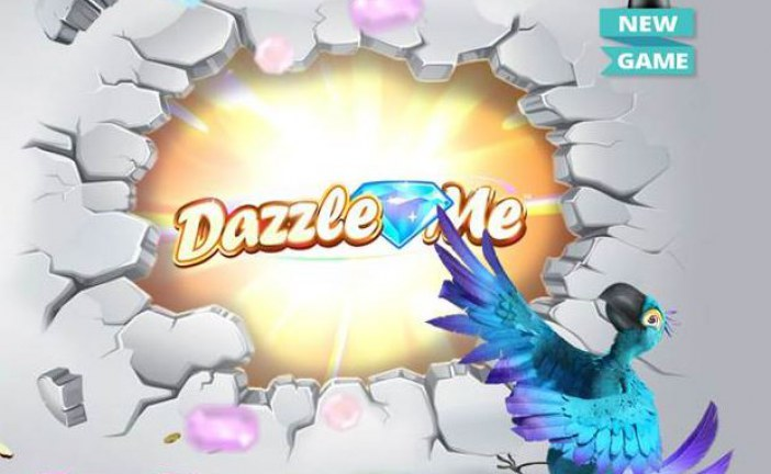 Alweer een nieuw spel bij Karamba: Dazzle Me!