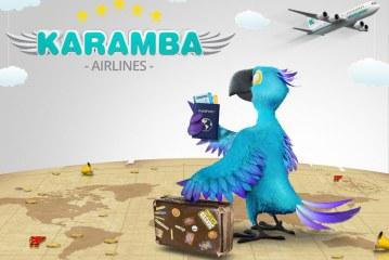 Ga mee op reis met Karamba!