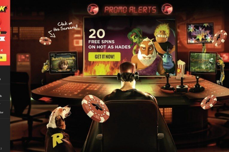 Live Casino - Rizk.com