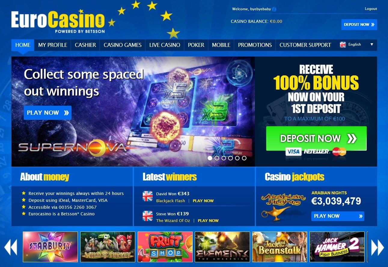 best netent casino bonus