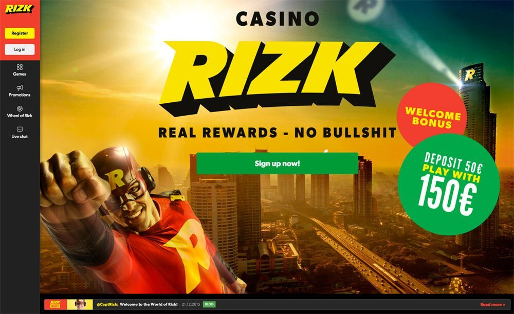 Spin Sorceress - Rizk Online Casino