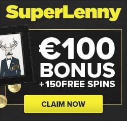 Superlenny Nieuwe bonus