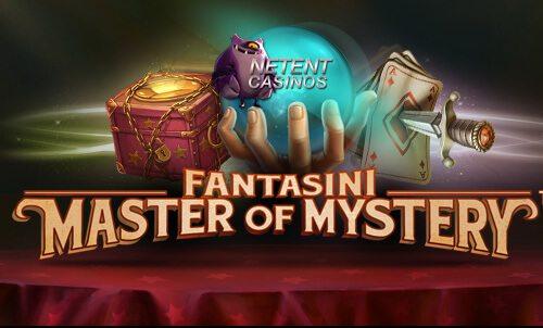 Fantasini Master of Mystery Slot - Spela Online Gratis Nu