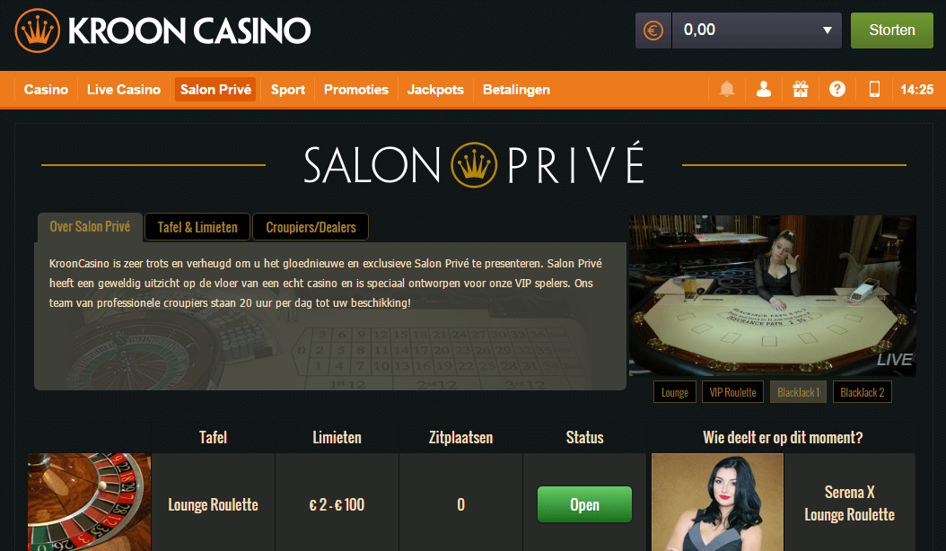 royal prive vip casino