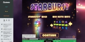 Casumo Game Play Slots