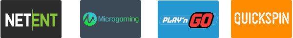 gameprovider logos reel