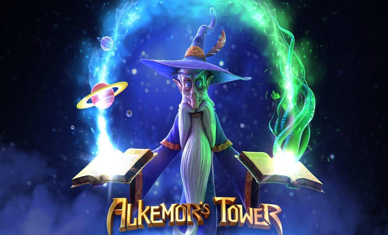 alkemors tower gokkast