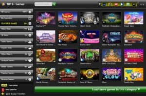 casinoluck software