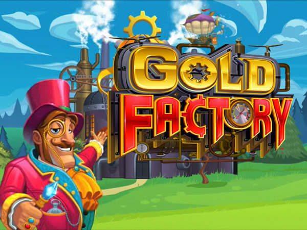 Gold Factory gokkast