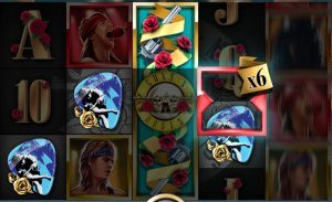 guns n roses multiplier win