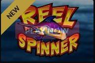 reel spinner thumb
