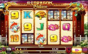 dragon palace bonus