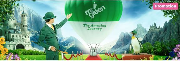 mrgreen journey