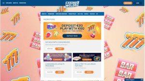 CasinoWilds Screenshot 2