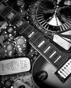 design metal casino