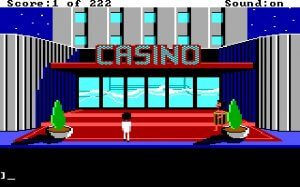 Larry casino oldschool