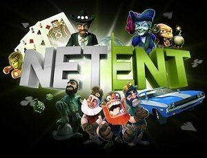 NetEnt Games Logo