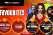 NextCasino Favoriete Speler Promoties