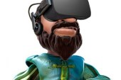 Gonzo's Quest In Keiharde Virtual Reality!