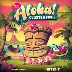 netent aloha cluster pays