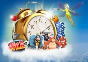 Sloty Casino Tijd
