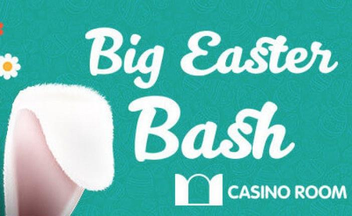 Big Easter Bash bij CasinoRoom
