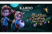 Kaboo April Promotie