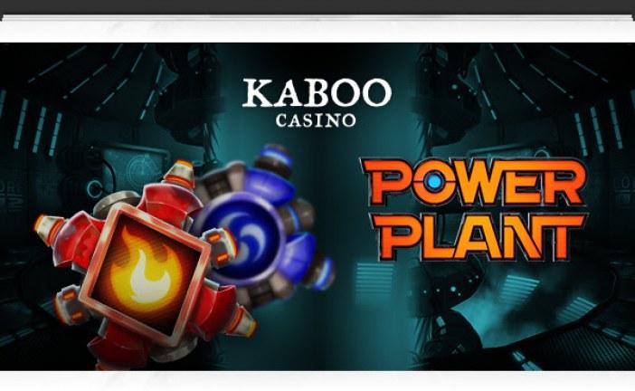 Kaboo Power Plant Promotie