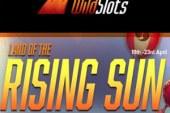 Land of the Rising Sun Promotie bij WildSlots