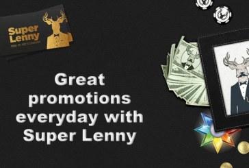 SuperLenny's Summer Bonanza