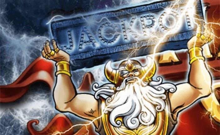 Hall of Gods Jackpot Staat op Springen!