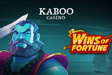 Kaboo Wins of Fortune Promotie