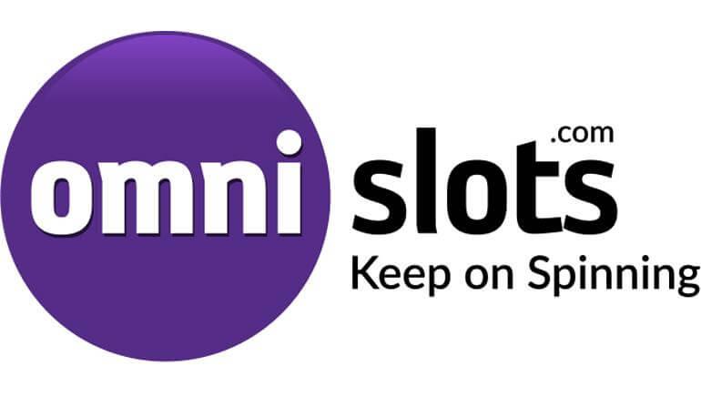 omni slots review banner logo