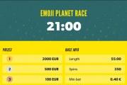 Double Prize Pool Races bij Rizk