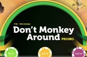 Don't Monkey Around Promotie bij CasinoLuck Online Casino