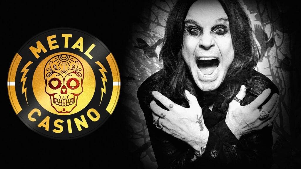 ozzy metal casino ambassadeur