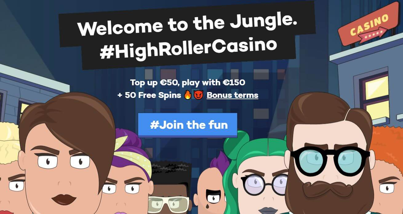 highroller introductie