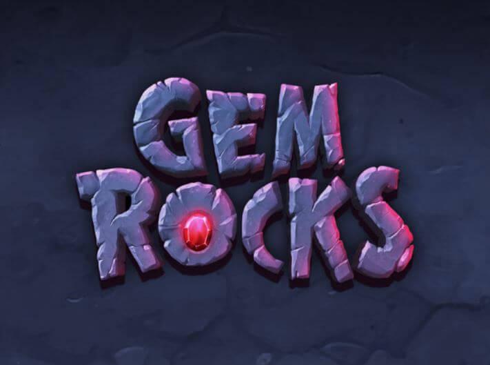 logo square gemrocks