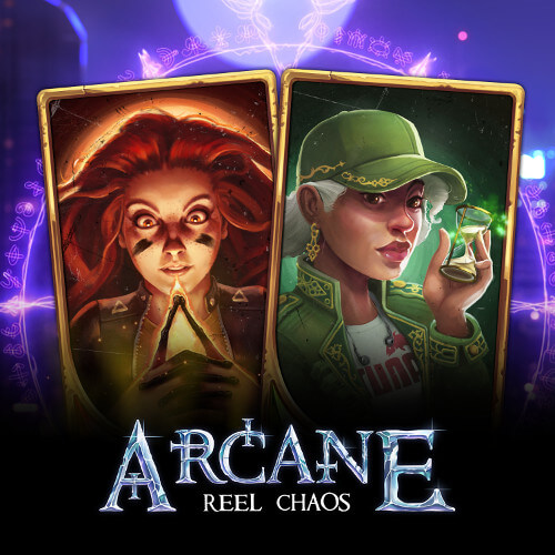 featured arcane reel chaos