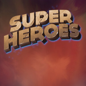 super heroes featured