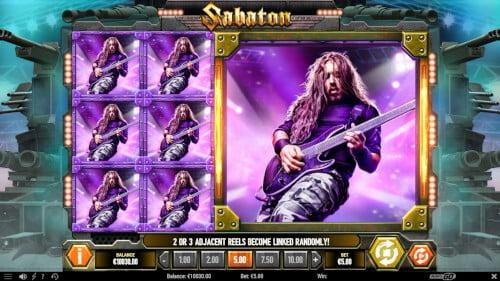 screenshot sabaton spel