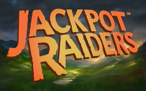 jackpot raiders gokkast van yggdrasil