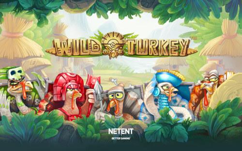 wild turkey gokkast netent