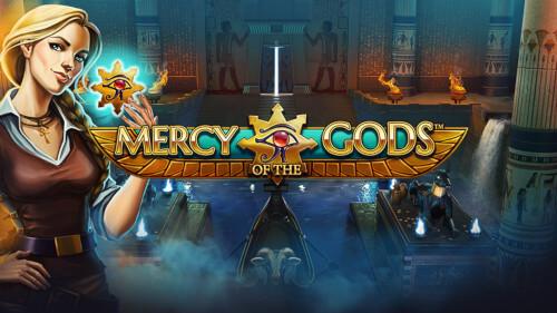 Mercy of the Gods Gokkast van NetEnt